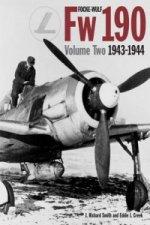 Focke Wulf FW190 Volume 2 1943-4