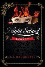 C J Daugherty - Legacy