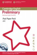 Past Paper Pack for Cambridge English Preliminary 2011 Exam