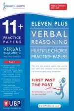 11+ Verbal Reasoning Multiple Choice Practice Papers