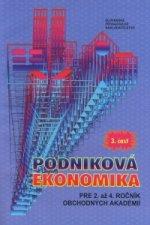Podniková ekonomika pre 2. až 4. ročník OA - 3.časť