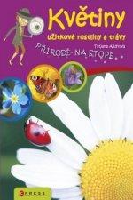 Květiny, užitkové rostliny a trávy