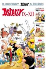 Asterix IX-XII