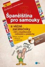Španělština pro samouky a věčné začátečníky + CD s doplňkovými cvičeními a posle