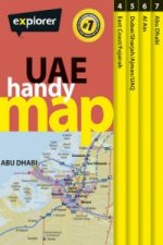 UAE Handy Map