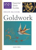 RSN Essential Stitch Guides: Goldwork