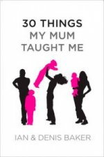 30 Things My Mum Taught Me