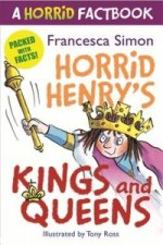 Horrid's Henry's Kings and Queens