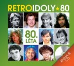 Retro Idoly 80. léta - CD+kniha