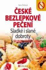 České bezlepkové pečení
