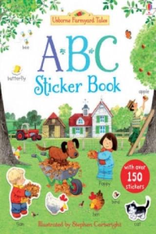 Farmyard Tales Sticker Book ABC