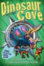 Dinosaur Cove Cretaceous 2: Charge of the Three Horned Monst