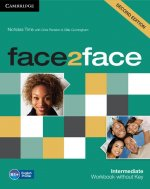 face2face Intermediate Workbook without Key