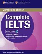 Complete IELTS Bands 6.5-7.5 Teacher's Book