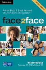 face2face Intermediate Testmaker CD-ROM and Audio CD
