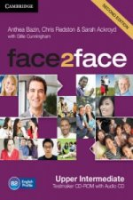 face2face Upper intermediate Testmaker CD-ROM and Audio CD