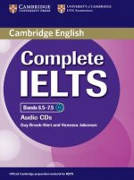 Complete IELTS Bands 6.5-7.5 Class Audio CDs (2)