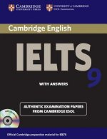 Cambridge IELTS 9 Self-study Pack (Student's Book with Answe