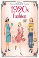 Historical Sticker Dolly Dressing: 1920s Fashion