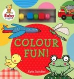 Baby Steps: Colouring Fun