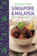 Recipes from Singapore & Malaysia
