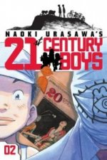 Naoki Urasawa's 21st Century Boys, Vol. 2