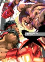 Street Fighter X Tekken: Artworks