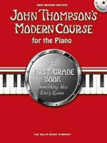 John Thompson's Modern Piano Course First Grade