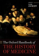 Oxford Handbook of the History of Medicine