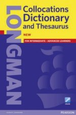 Longman Collocations Dictionary and Thesaurus Paper with onl