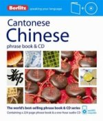 Berlitz Language: Cantonese Chinese Phrase Book & CD