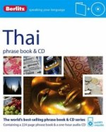 Berlitz Language: Thai Phrase Book & CD
