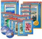 Nejkrásnější místa světa 2 - 20 DVD