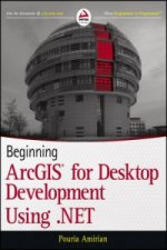 Begin ArcGIS Desktop Develop Using .NET