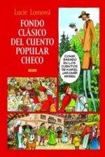 Fondo clásico del cuento popular checo
