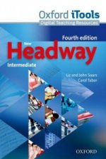 NEW HEADWAY FOURTH EDITION INTERMEDIATE iTOOLS DVD-ROM PACK
