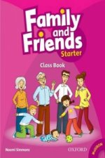 Family and Friends: Starter: Class Book plus Student  Multi-ROM