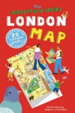 Adventure Walks London Map