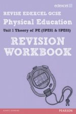 REVISE EDEXCEL: GCSE Physical Education Revision Workbook
