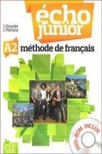ECHO JUNIOR A2 Eleve+DVD-Rom