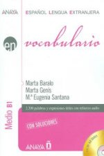 VOCABULARIO Medio B1 + AUDIO CD