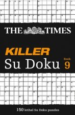 Times Killer Su Doku Book 9
