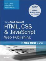 Sams Teach Yourself Web Publishing with HTML5 and CSS3 in On