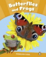 Level 3: Butterflies and Frogs CLIL