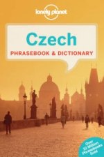 Lonely Planet Czech Phrasebook & Dictionary