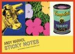 Warhol's Greatest Hits Sticky Notes