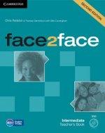 face2face Intermediate Teacher's Book with DVD