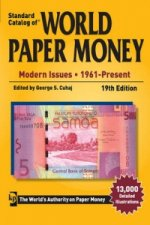Standard Catalog of World Paper Money – Modern Issues – 19th Edition