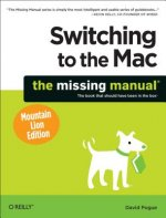 Switching to the Mac: The Missing Manual, Mountain Lion Edit