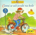 Conni se učí jezdit na kole